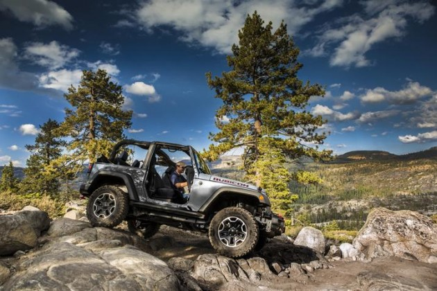 2015 jeep wrangler overview