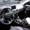 2015 Mazda3 interior dashboard