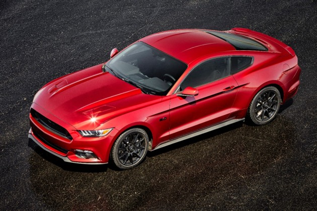 2016 Ford Mustang GT Black Package