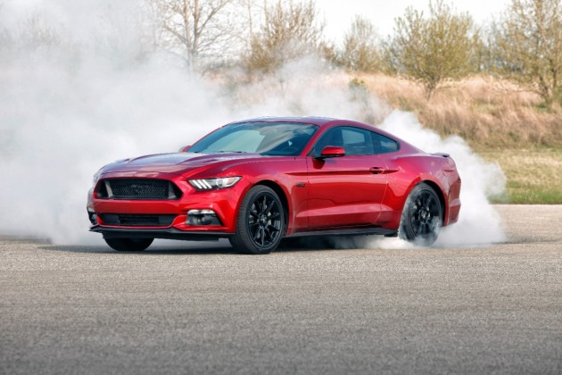 2016 Ford Mustang Gt Black Package 6