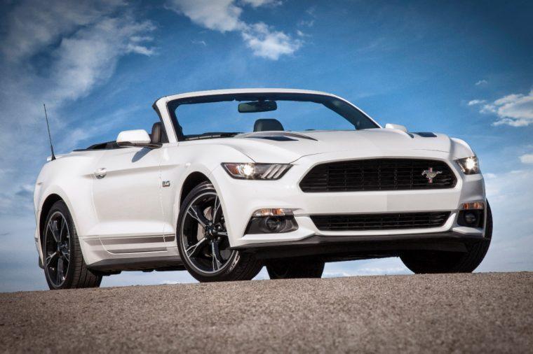 2016 Ford Mustang GT CS Convertible (2)