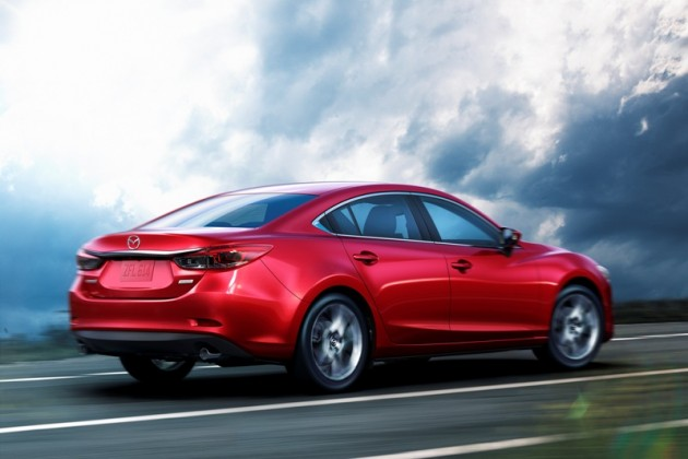 2016 Mazda6 Grows in Mazda's April Sales