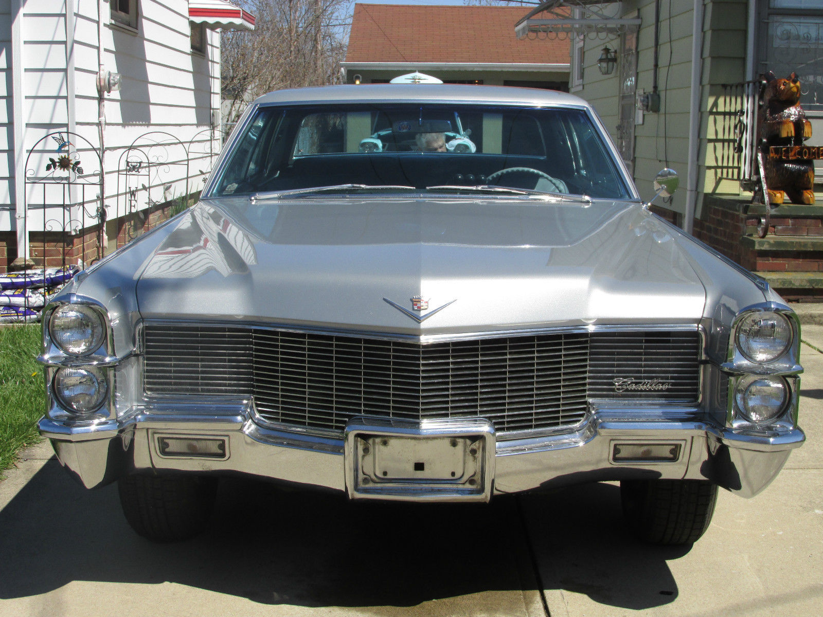 Buy A Dead Ringer For Don Draper S 1965 Cadillac Coupe Deville The