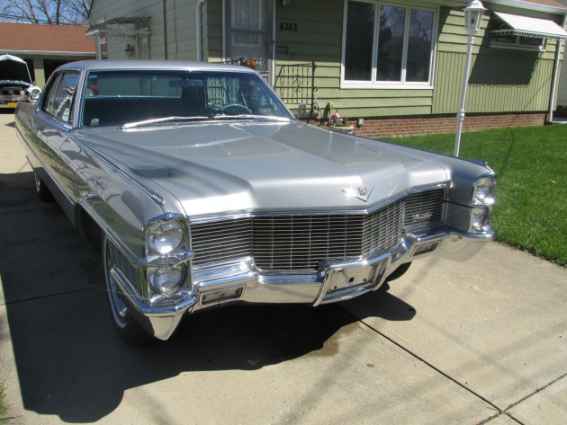 buy a dead ringer for don draper's 1965 cadillac coupe deville - the