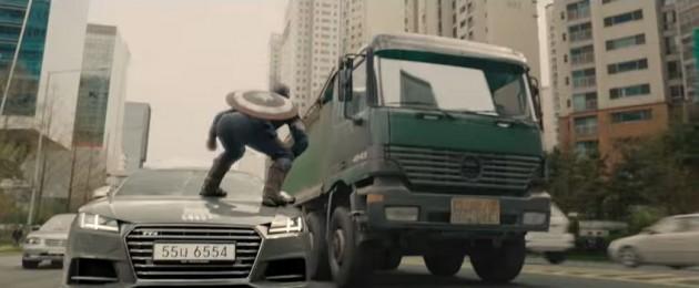 Audi Avengers: Age of Ultron
