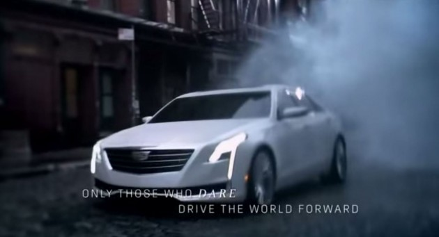 The Cadillac CT6 features a 3.0-liter V6 twin-turbo engine,