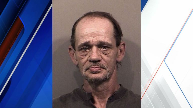 David Wilson, 57, was arrested for strangling his wife for liking IndyCar more than NASCAR