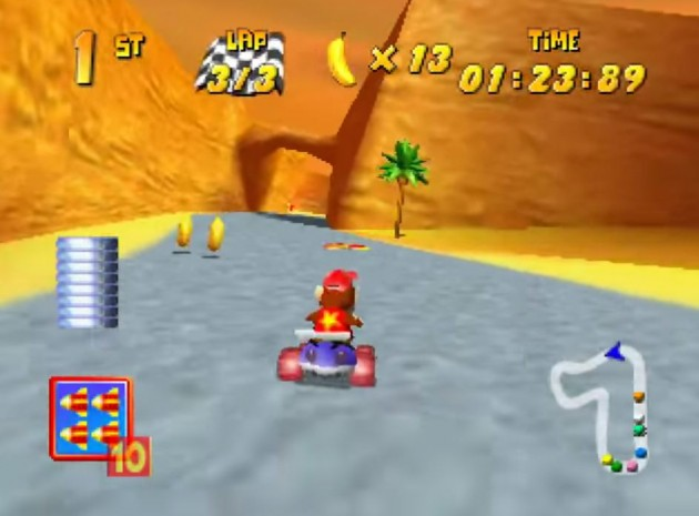 Nintendo is coming to Universal Studios | diddy kong racing