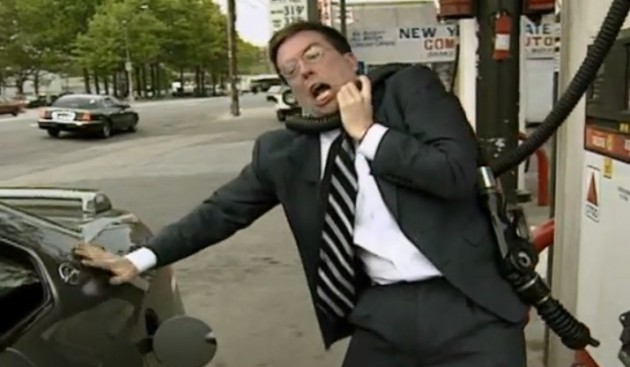 Ed Helms Daily Show skit Pump My Ride