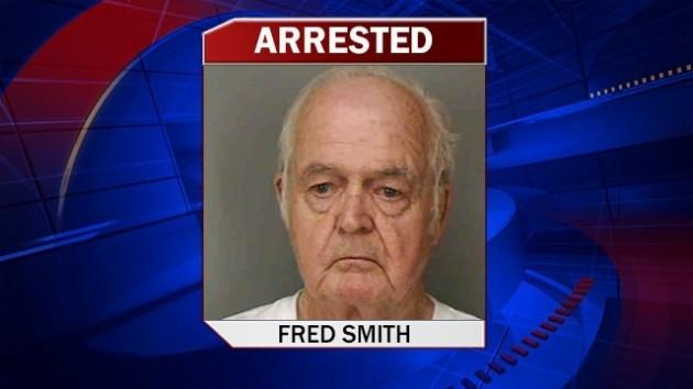 Mugshot photo of 82-Year-Old Florida Man Slashes Woman's Tires Over Bingo Dispute