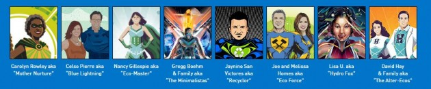 Hyundai's Everyday Superheroes The League of Tucson Fuel Cell Drivers