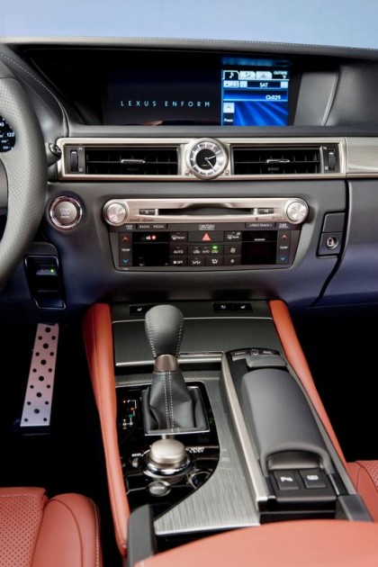 History of In-Car Entertainment lexus enform