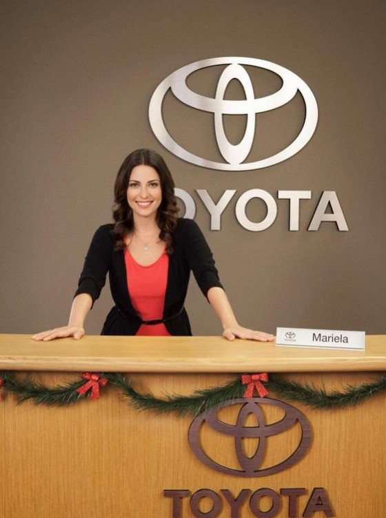 Mariela Is The Latina Toyota Jan The News Wheel