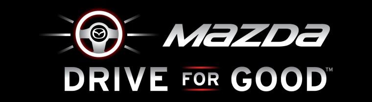 Mazda Drive for Good logo