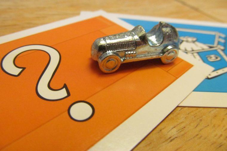Origin & Model Inspiration of the Monopoly Car Piece board game token