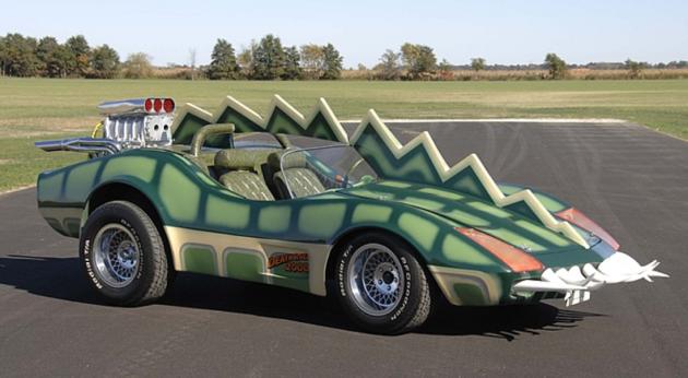 1975 C3 Corvette from Death Race 2000