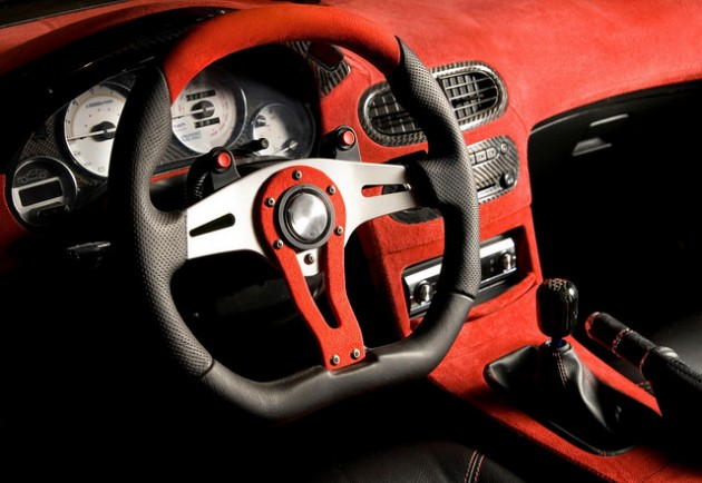 history of steering wheels