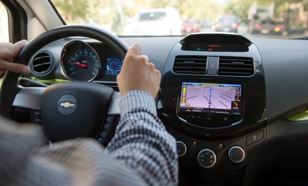 2015 Chevy Spark Interior