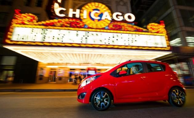 The 2015 Chevy Spark