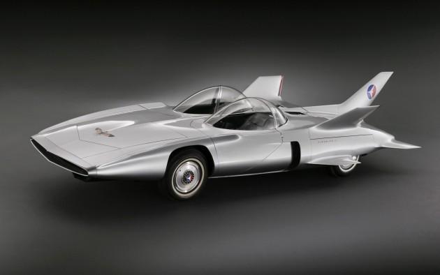 Firebird III concept