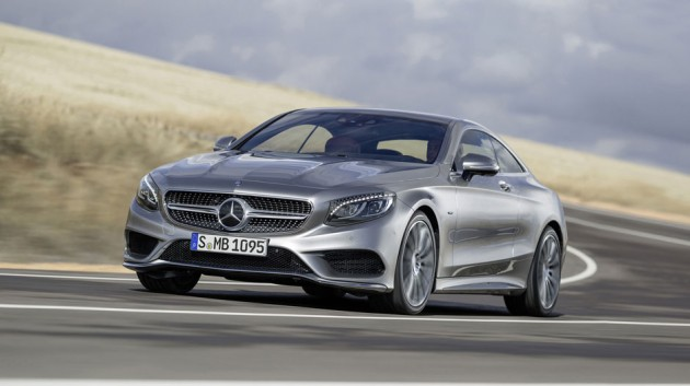 Mercedes 2015 models
