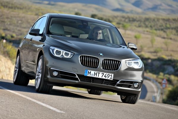 2015 BMW 5 Series New