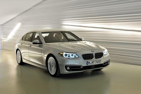 2015 BMW 5 Series Perfromance