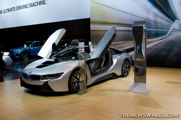 2015 BMW i8 Chicago