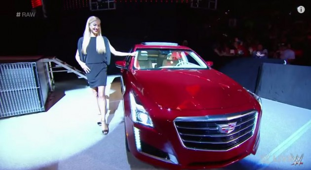 2015 Cadillac CTS Noelle Foley Raw Rollins J&J Security