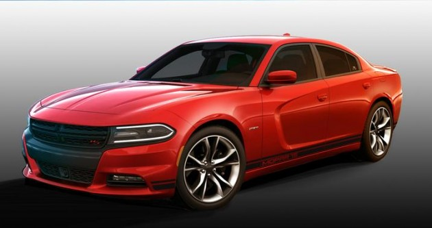Mopar '15 performance kits | 2015 Dodge Charger R/T