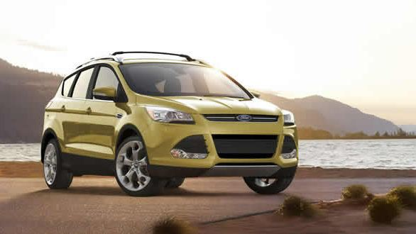 2015 Ford Escape Karat Gold