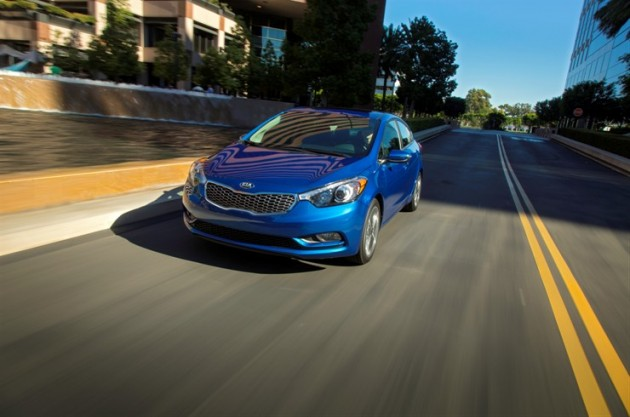 2015 Kia Forte Efficiency