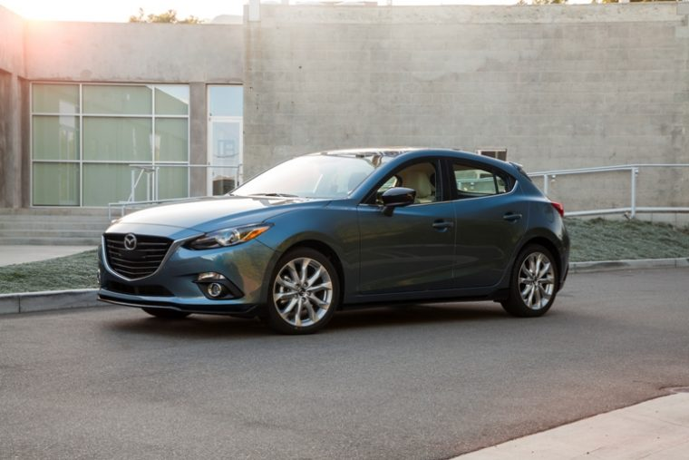 2015 Mazda3 Exterior