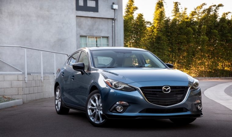2015 Mazda3 New