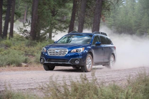 2015 Subaru Outback Performance