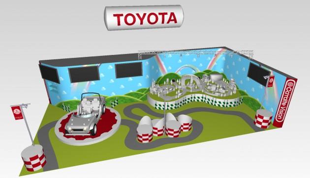 Toyota Camatte Vision