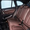 2016 BMW X1 photos back seat interior