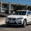 2016 BMW X1 photos front view