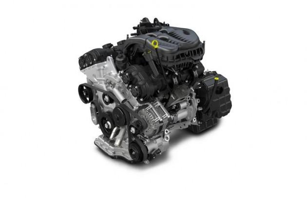 3.6-liter Pentastar V6