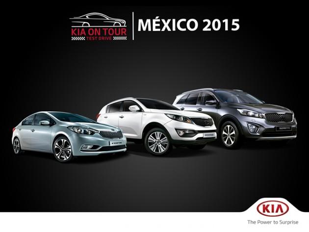 Kia Mexico 2015