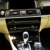 5 series BMW 535d interior