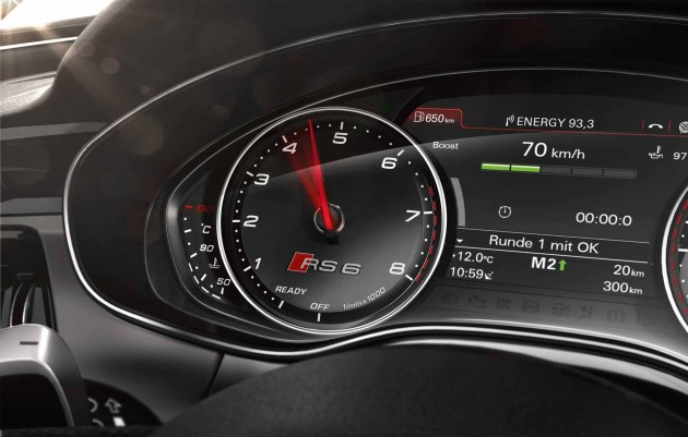 Audi produces 100% galvanized cars to prevent corrosion.