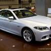BMW 535d side
