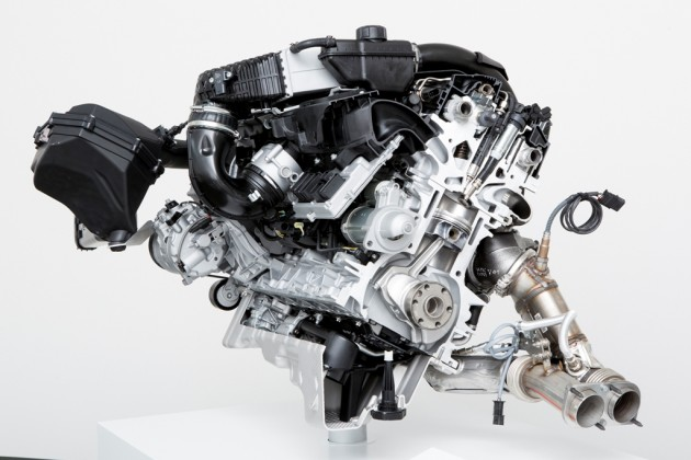 BMW Engine Planned for Bristol Project Pinnacle