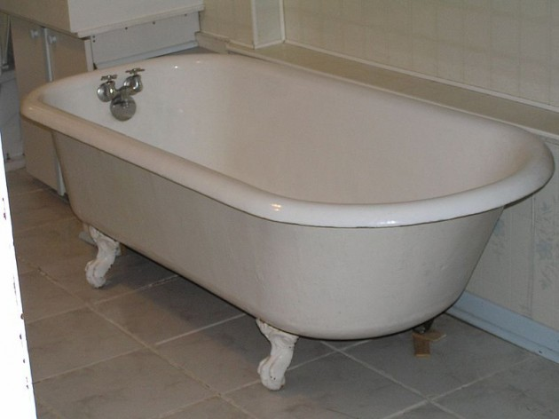 You're going to need a bigger tub  Photo: Ytrottier