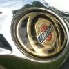 Chrysler Emblem logo badge ribbon seal