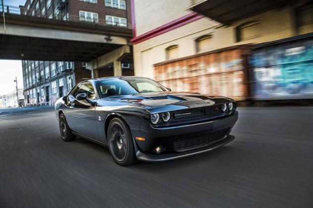 2015 Dodge Challenger Efficiency