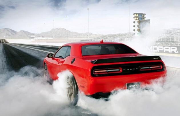 2015 Dodge Challenger Performance