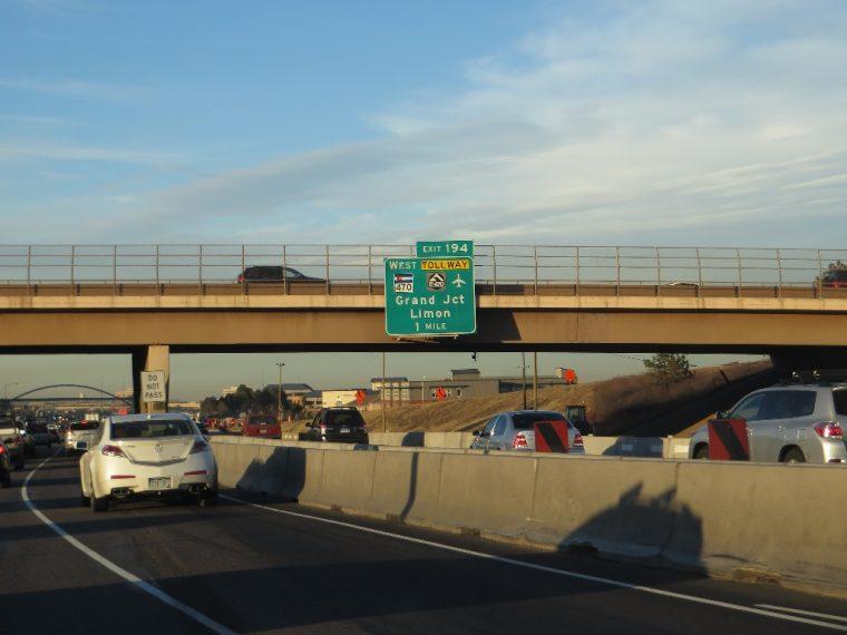 E-470 toll - most expensive toll roads in america