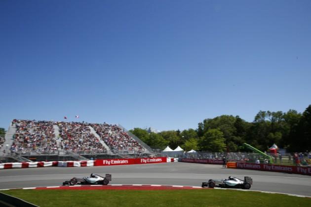 Hamilton, Rosberg | 2015 Canadian Grand Prix Recap